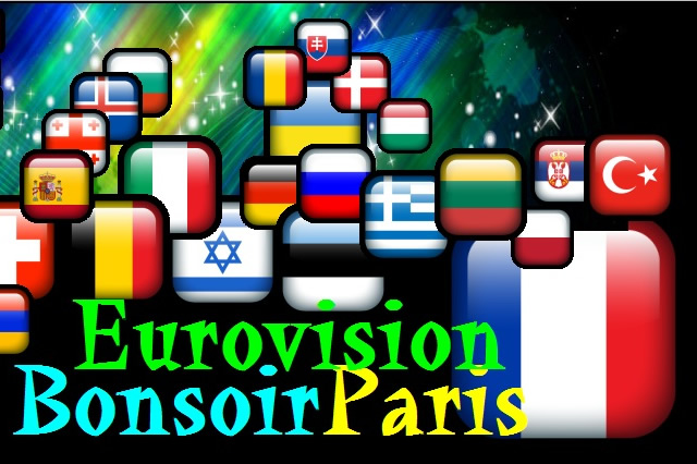 Eurovision Bonsoir Paris