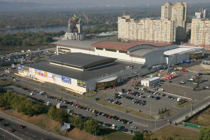 International Exhibition Centre, Kiiev, Ukraina