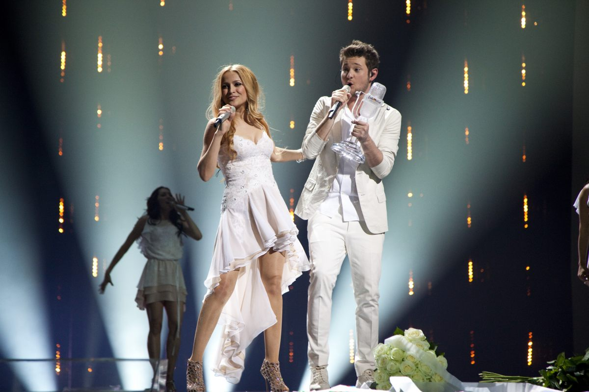Azerbaijan in the Eurovision Song Contest 2014